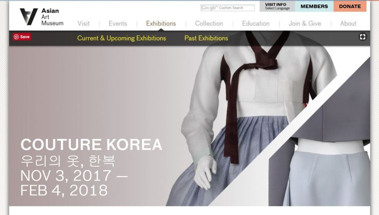 Couture Korea San Franciso